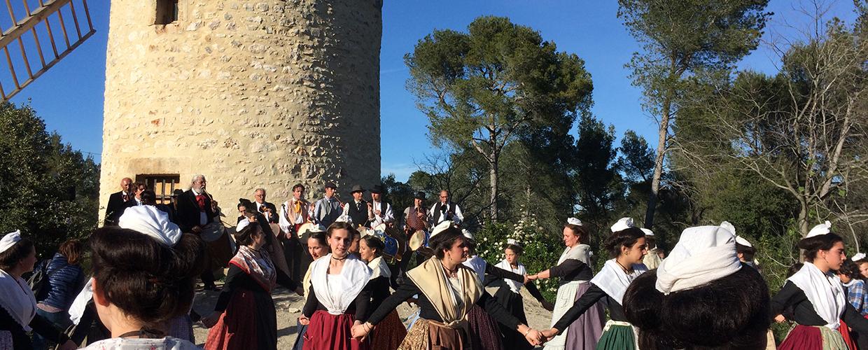 Farandole Tanz - Reiseleiter Provence
