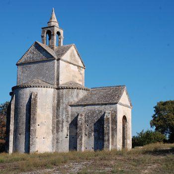 Montmajour Sainte Croix - Reiseleiter Provence
