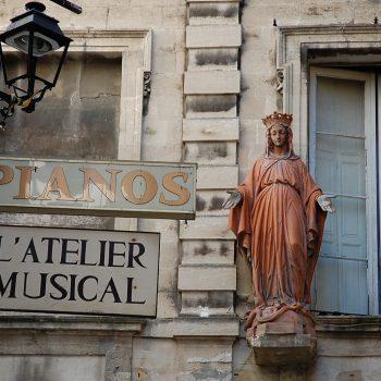 Städte und Kultur - Avignon - Reiseleiter Provence