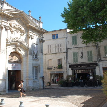 Stadte und Kultur - Avignon - Reiseleiter Provence